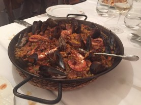 Paella, mmm