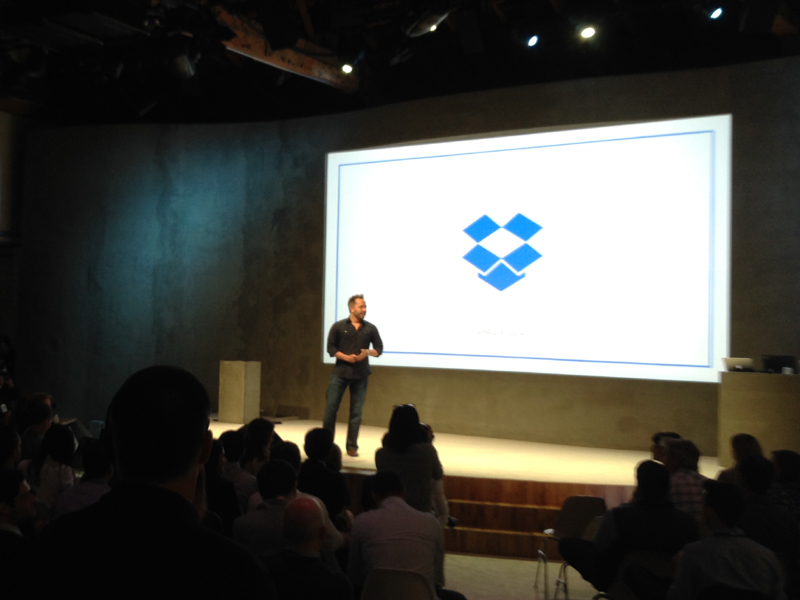 Dropbox 2.0 Conference