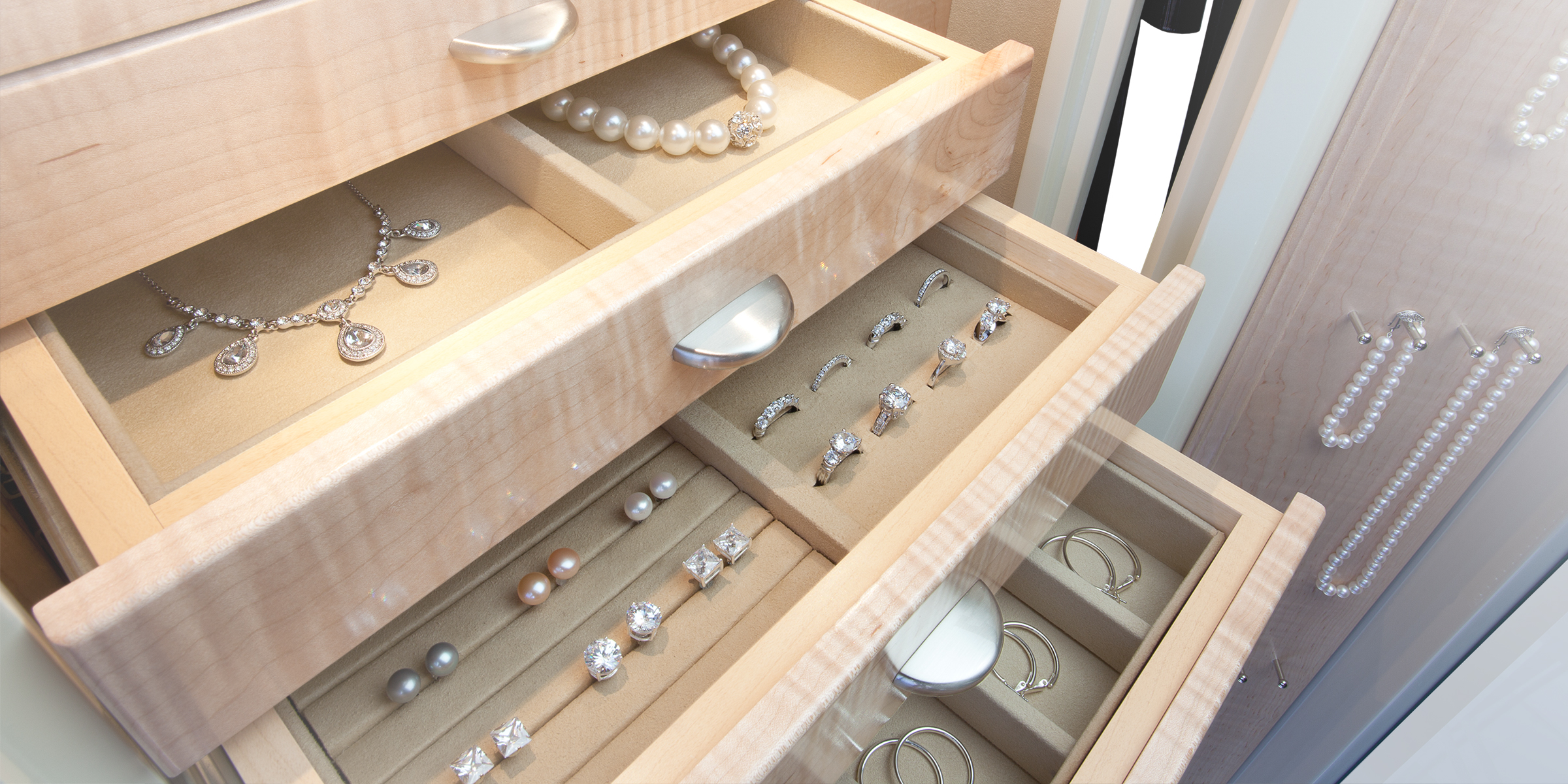 Custom Drawer Inserts  Brown Safe Manufacturing, Inc