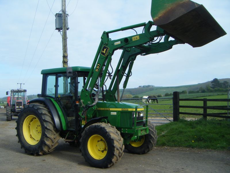 JOHN DEERE 5500  Recently Sold  Browns Agricultural