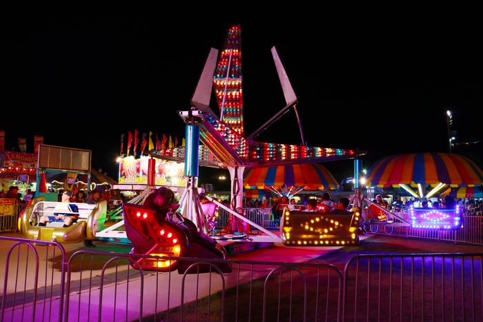 Browns Amusements Mesa AZ  Carnivals Fairs Festivals