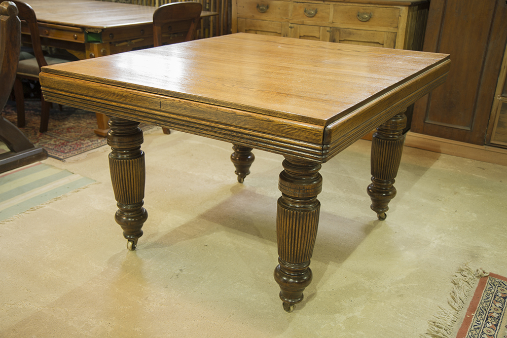 Large Antique Dining Tables For Sale.