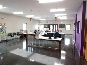 Brownsburg Animal Clinic lobby
