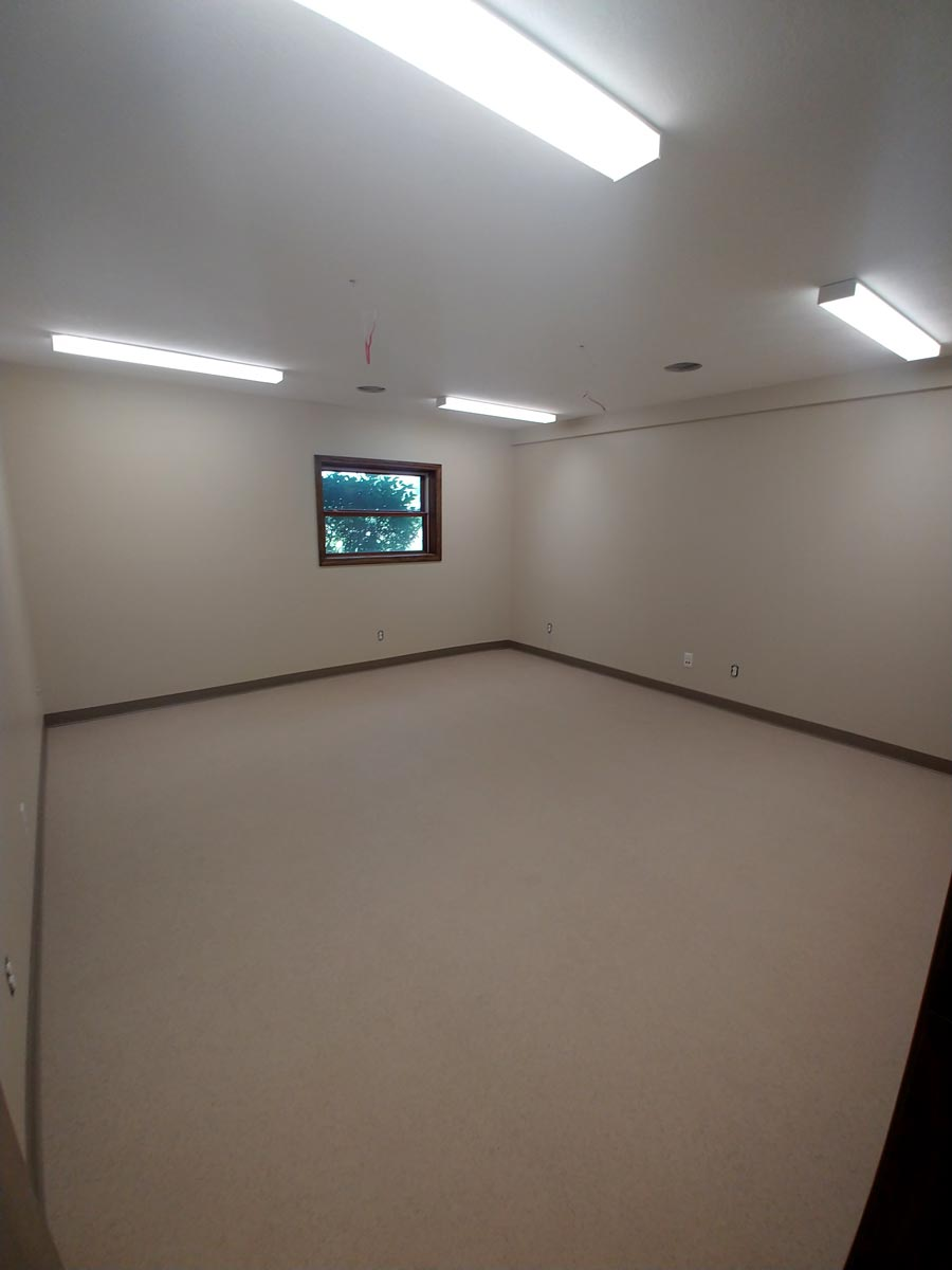 Brownsburg Animal Clinic renovation