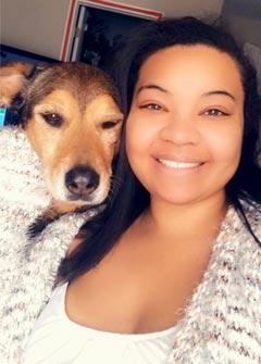 Jada, Receptionist and Veterinary Assistant