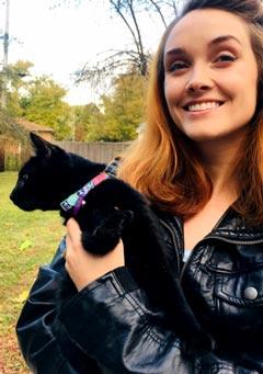 Morgan, Registered Veterinary Technician