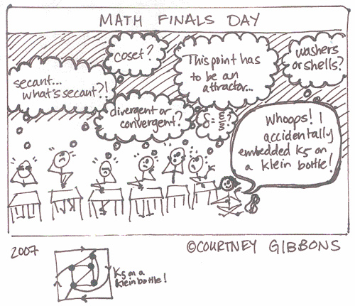 Graph Theory Finals Are Fun!