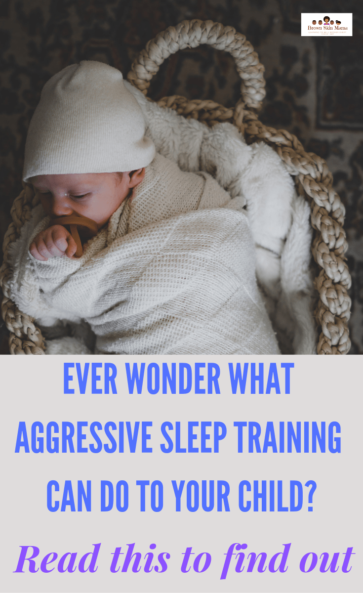 The cry it out method can be a hard pill for some moms to swallow. Today moms and dads are opting for gentle sleep training instead as an alternative.