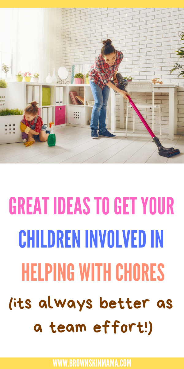 There are so many little things you can do to encourage your kids to get involved with age appropriate chores. You can use a chore chart to help your child earn those valuable life skills