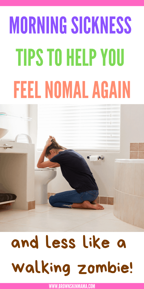 Pick up some great natural morning sickness remedies. The first trimester can be brutal so these tips will help you to enjoy your pregnancy much more.