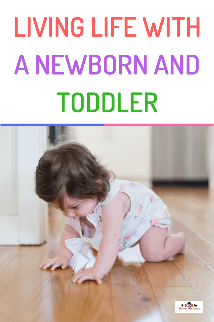 Your life can change drastically when you go from being a mom of one to a mom of 2. Pick up some great tips here on how to make the transition much smoother | Coping With A Newborn And Toddler | Getting Into A Routine With A Toddler And Newborn | Surviving Being a Mom of 2 | #toddlerandnewborn #mom #mommy #newborn #newmom #parentingmultiplechildren #parenting