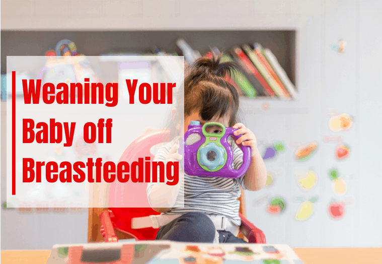 How to Wean Your Baby off Breastfeeding