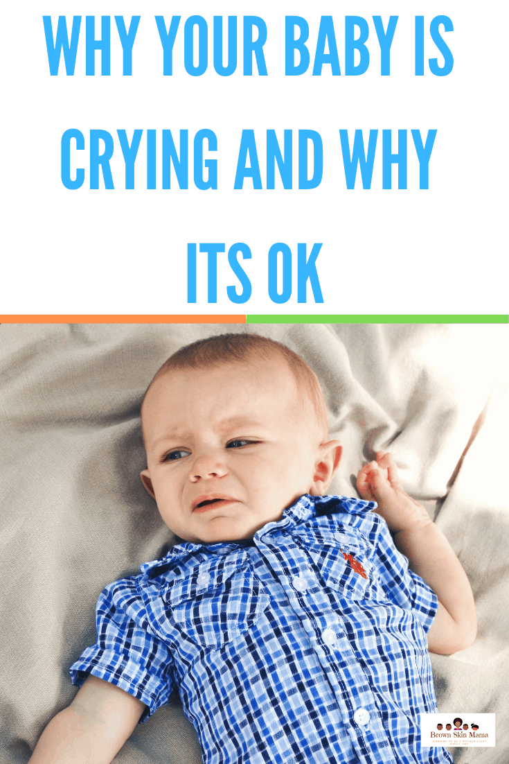 10 Reasons your baby is crying and why they need you. Find easy ways to soothe your baby back to a peaceful place. Babies don't cry for no reason.