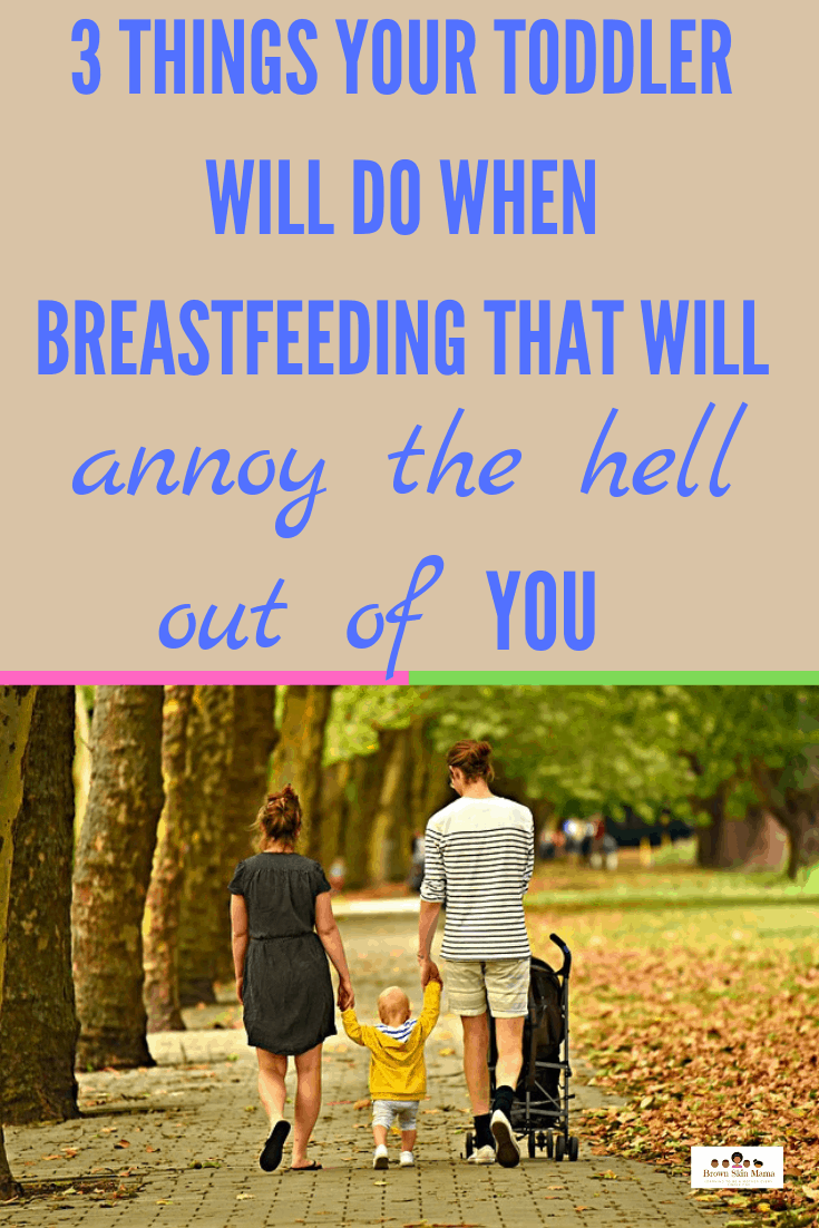 Tips on breastfeeding your toddler past the age of 1 year old. Find out all the annoying things your child will do whist you breastfeed them. The benefits of long term nursing are great for your toddler.