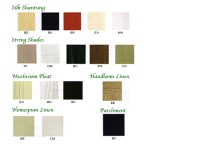 Colored Lampshades | Black Lampshade | White Lampshades ...