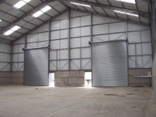 Industrial Building Internal