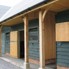 Stables - Oak Posts