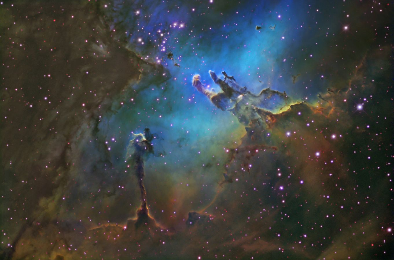 Eagle Nebula Hd Wallpaper Carnival Of Space 412 Best Space Stories Of The Week