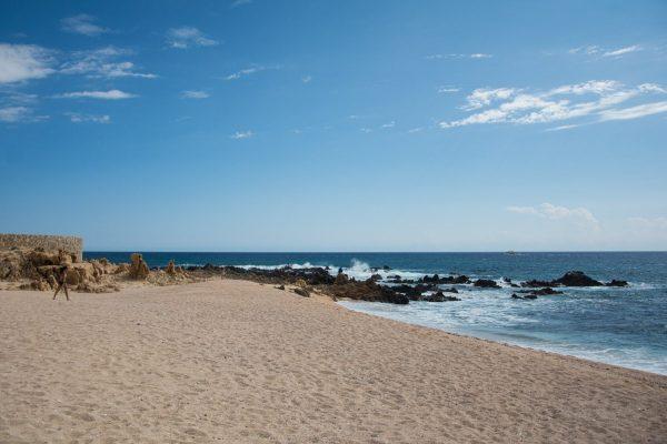 Las Viudad Beach