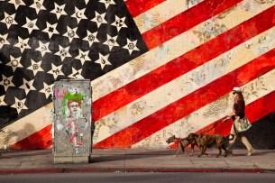 Melrose Ave., Street Art