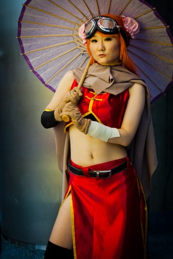 2015 Anime Expo, Los Angeles Convention Center - 7/4/2015 - Los Angeles, California