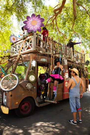 The Doo Dah Parade, Pasadena, California, USA