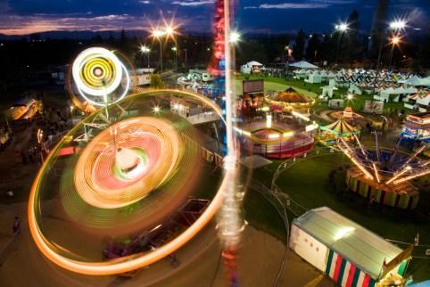 Ballona Festival, Culver City, Los Angeles, California