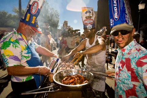 The Doo Dah Parade, Pasadena, California, United States