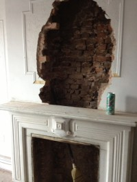 Restoring Old Fireplaces | Brownstone Cyclone
