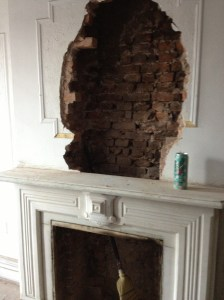 Restoring Old Fireplaces  Brownstone Cyclone