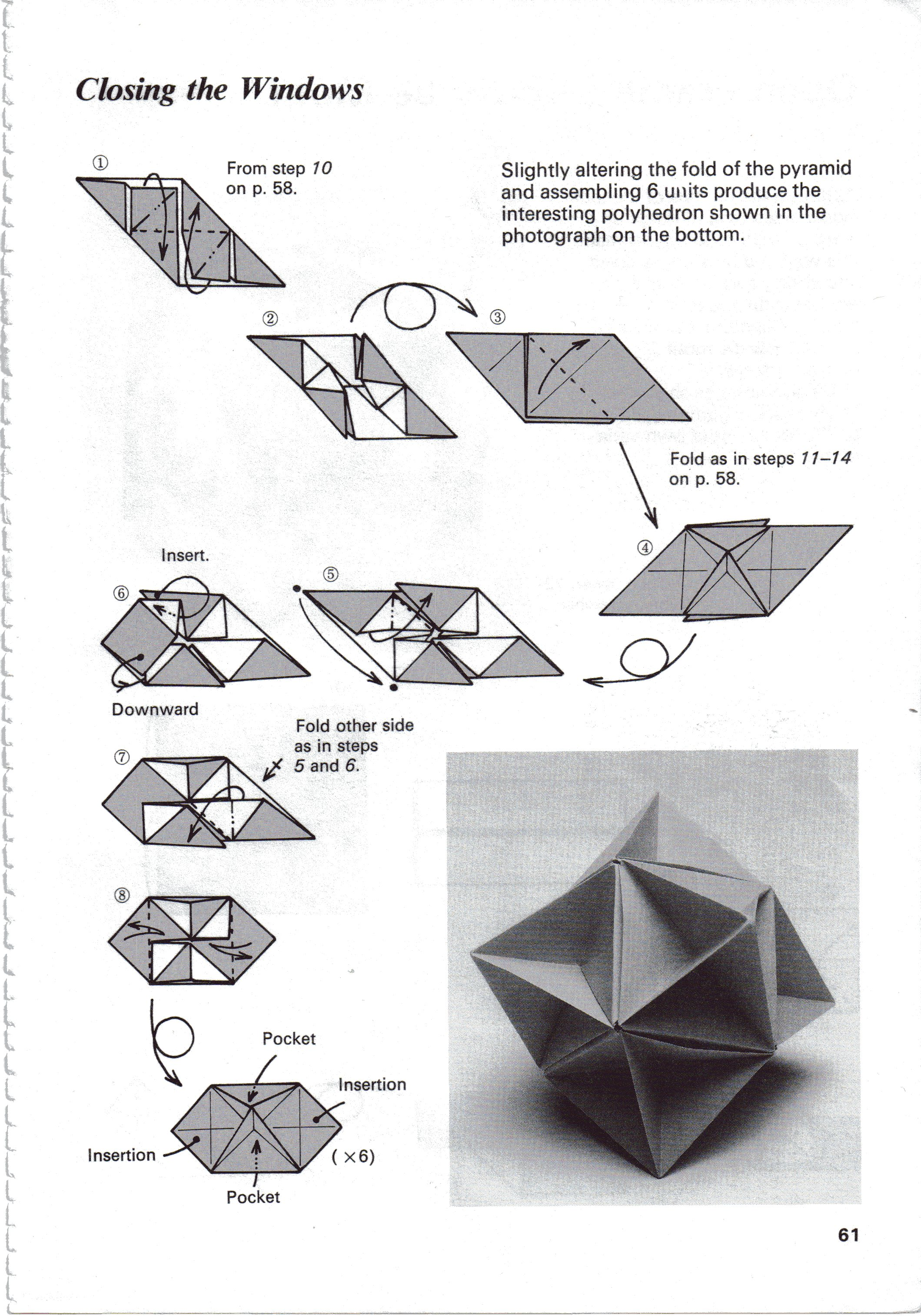 origami diagram motorcycle sony home theater system wiring instructions via andy introduction to