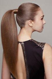perfect ponytails - hair salon