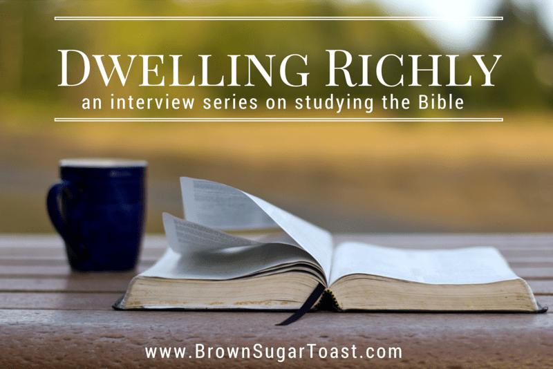 Dwelling Richly Series