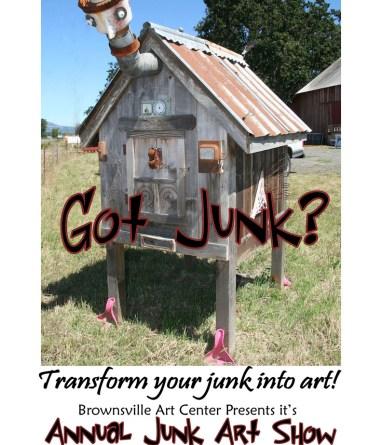 junk art show post 2016ss