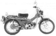 1976 Honda Trail 90