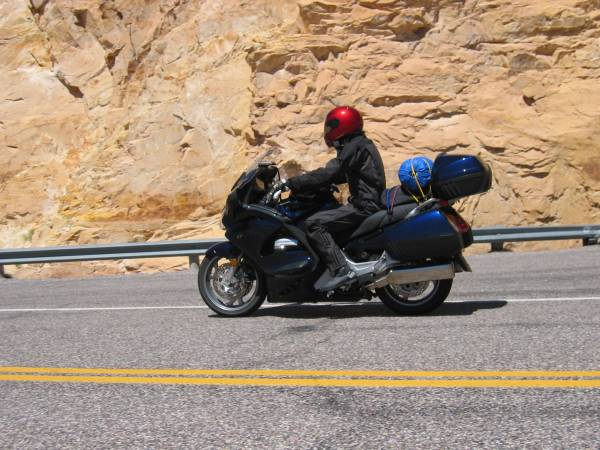 2004 Honda ST1300 on Road
