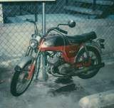 1971 Yamaha YL1