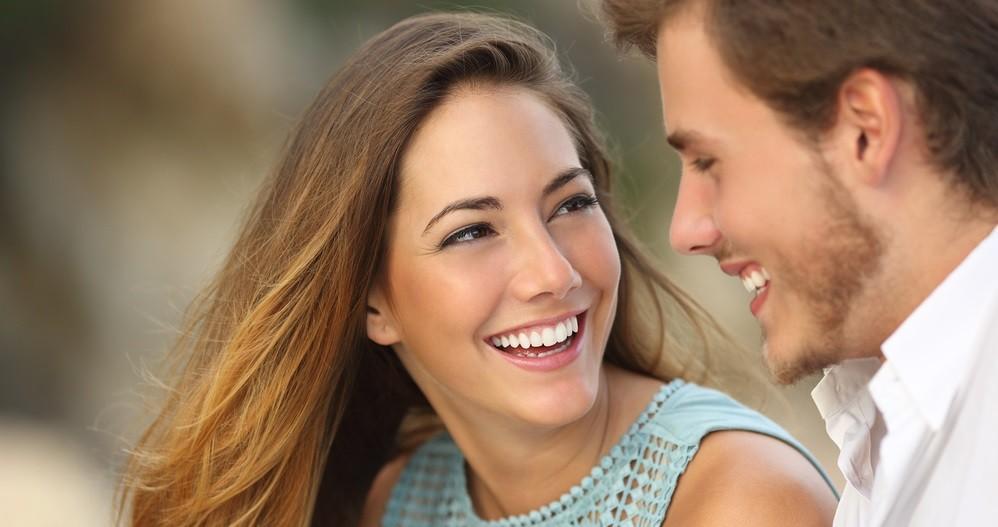 Gorgeous Sparkling Smile.