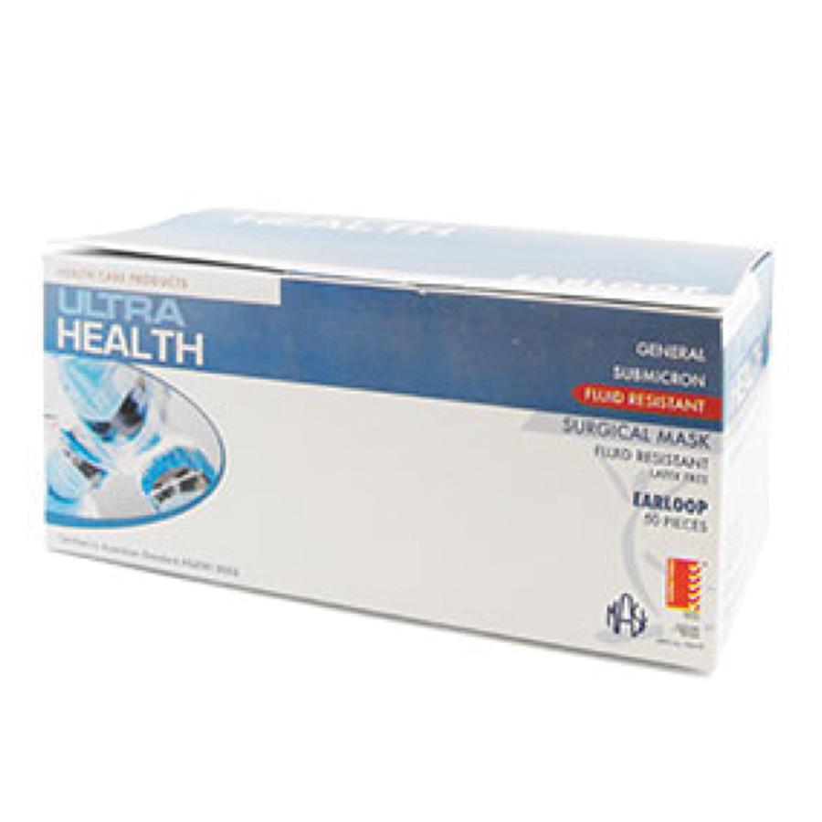 50 Blue Masks - Of Grade Face Box Premium surgical