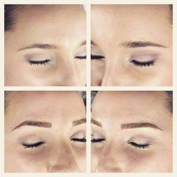eyebrow microblading blonde hair. microblading with blonde hair eyebrow