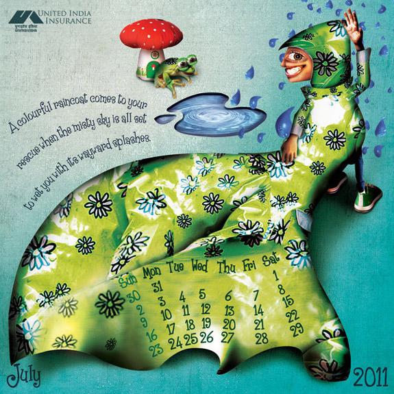 UII Calendar