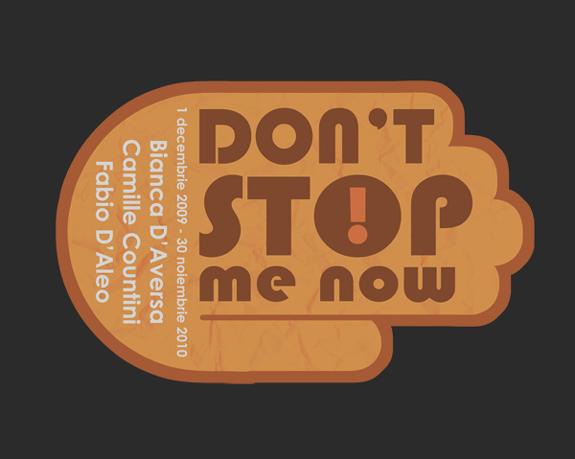 Typography Sticker Design