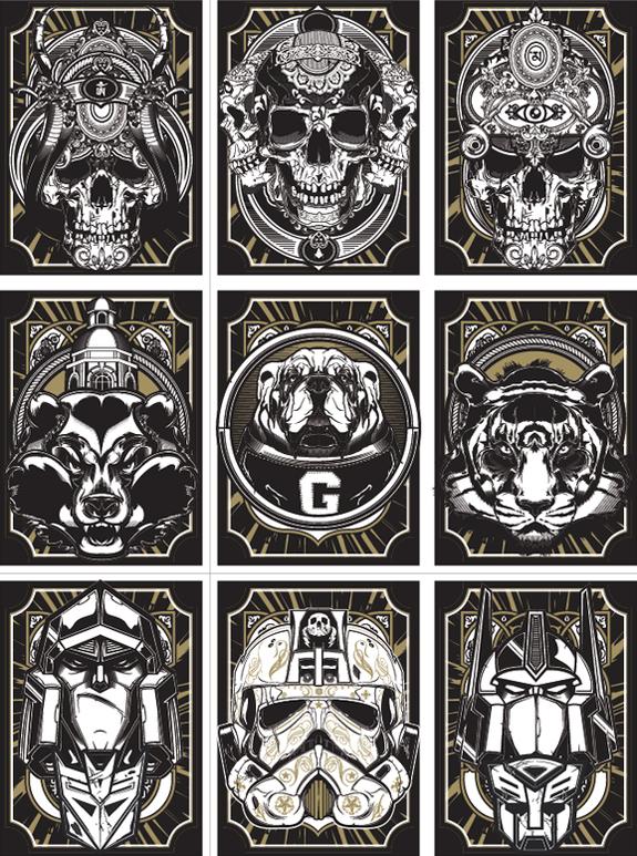 Prints & Stickers