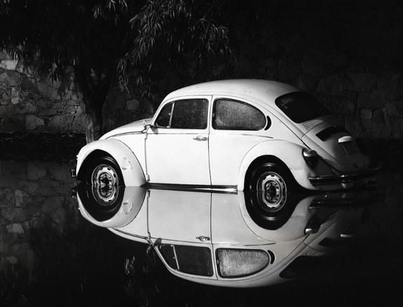 Conceptual Rain Photography