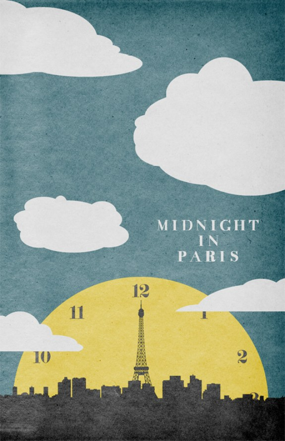 Minimalist Movies Poster