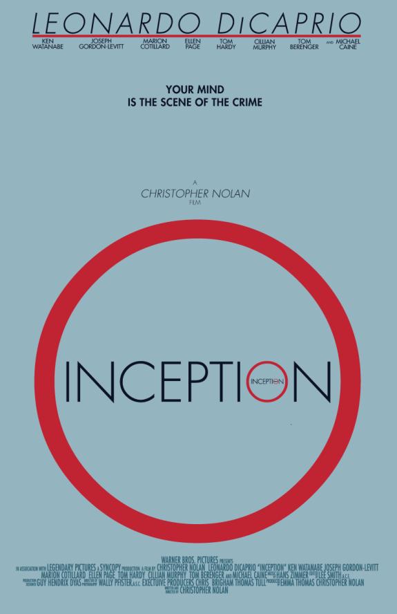 Minimalistic Movie Poster