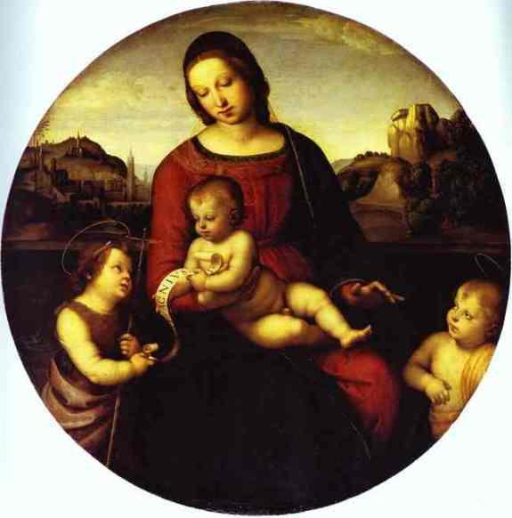 raphael famous paintings