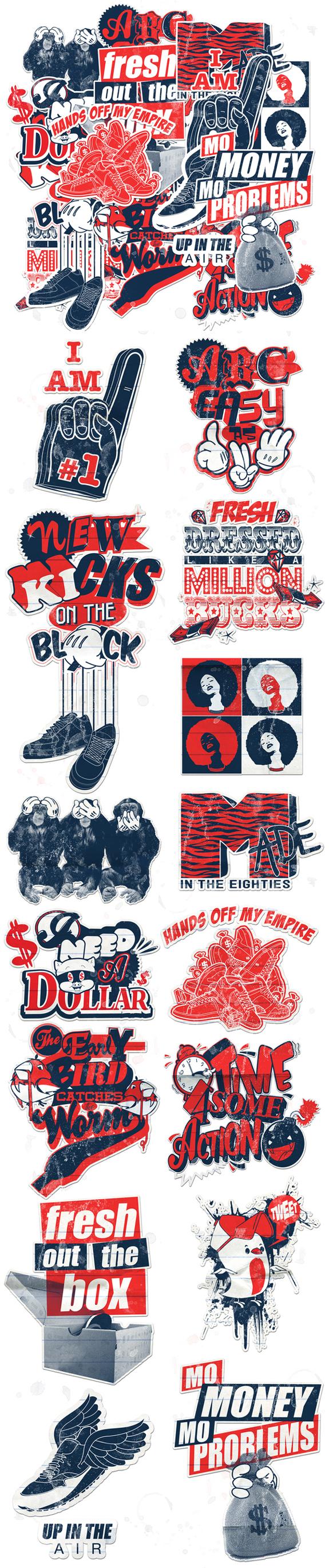 Sticker Design Ideas