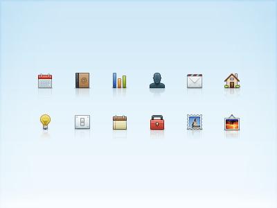 Pursuit - Free Icon Set
