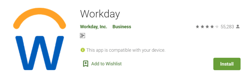 Workday for Mac